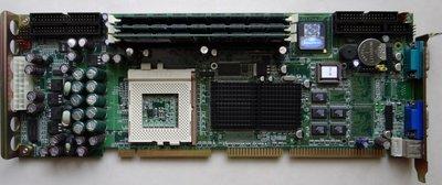 研華 工業電腦 IPC 主機板 PCA-6181 PGA-370