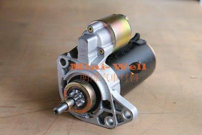 ※明煒汽車材料※福斯VW T4 2.0 / 2.5 自排 翻修新品 啟動馬達