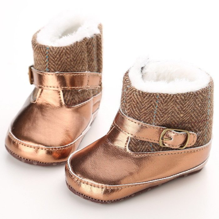森林寶貝屋~新潮休閒雪鞋~學步鞋~保暖鞋~寶寶鞋~嬰兒鞋~童鞋~學走鞋~保暖舒適~彌月贈禮~特價1雙135元