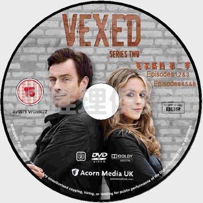 2012英國BBC偵探劇DVD:冤家搭檔 第二季/破案俏冤家 第二季全6集DVD