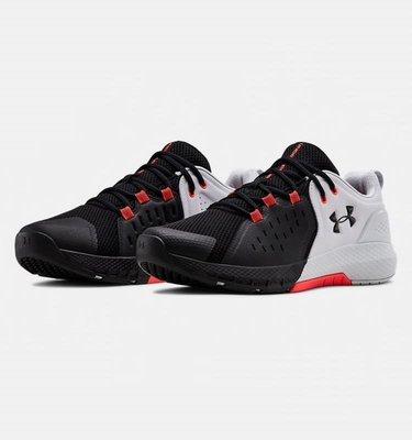 UNDER ARMOUR Charged Commit 2 訓練鞋 全新正品公司貨含運 現貨 3022027-101 UA 鞋款3雙再9折