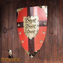 仿古酒吧牆面裝飾歐式牆面工藝裝飾品中世紀盔甲盾牌