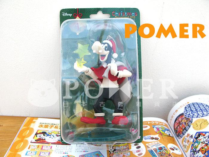☆POMER☆日本一番賞 絕版正品 迪士尼 高飛狗 聖誕節 聖誕禮物 星星 立體公仔 擺飾 聖誕樹裝飾 吊飾 玩具 吊卡