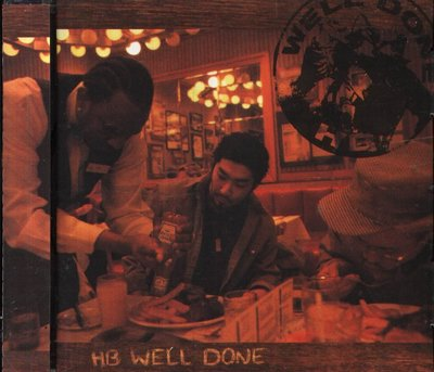 八八 - HB - WELL DONE - 日版 CD + OBI