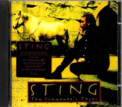 史汀Sting / Ten Summoner's Tales
