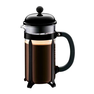 丹麥 Bodum 沉靜黑-1928-01 1L 8 cup CHAMBORD Coffee Maker 法式濾壓壺