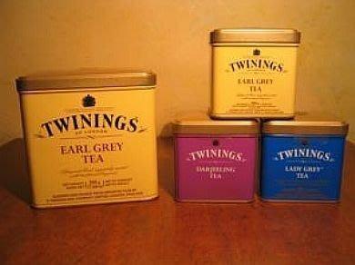 阿提卡~英國TWININGS唐寧 皇家伯爵茶 (分裝100克g)