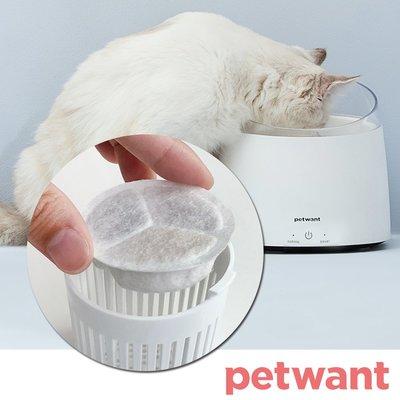 (此賣場為濾心賣場)派旺 PETWANT 渦流循環寵物活水機(W2-TW/W2-UV-TW)專用濾心【ㄧ盒兩入】W2-2