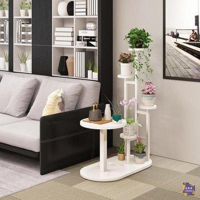 花架 客廳臥室花架辦公茶几花架組合沙發邊几花架多功能落地綠蘿花架子T 8色
