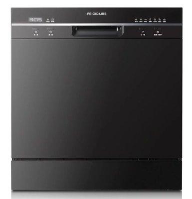 【MONEY.MONEY】Frigidaire 美國富及第 8人份 桌上型智慧洗碗機 FDW-8001TB (升級款)