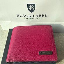 購自日本 Black Label Crestbrige 真皮 銀包 日本製 連紙袋(男女均可)