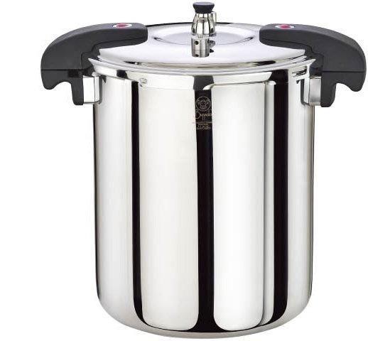 牛頭牌雅適商用快鍋20L(電木雙耳)瓦斯爐、電磁爐、電爐、陶磁爐、黑金爐