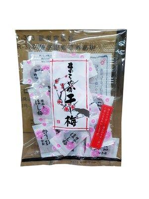 【回甘草堂】(現貨供應 效期新)日本 沖繩干梅 160g 16入 梅果味濃郁 不死鹹