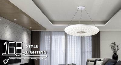 【168 Lighting】美不勝收《LED吊燈》(兩款)吊燈款GE 81154-1