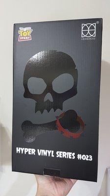 HEROCROSS HVS#023 皮克斯 迪士尼 玩具總動員 阿薛與阿德 迷你阿薛 (合金牙套) 788235