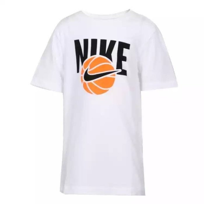 Nike 兒童短T 籃球短T 短袖上衣 短T 運動上衣