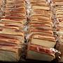 ❤ 雪屋麵包坊 ❥ 餐盒款式 ❥ 80元餐盒 ❥ Q 款 20160321