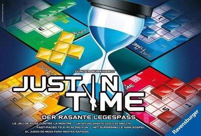 大安殿實體店面 Just in Time 及時行樂 正版桌上益智遊戲