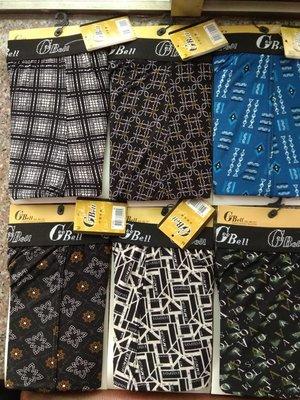GeeBell 冰涼紗平口四角褲12件組(尺寸:2L),涼感褲 內褲 批發價回饋
