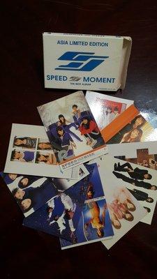 亞洲限量版 日本 SPEED 偶像團體