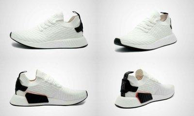 【100%正品代購】Adidas NMD R2 PK編織 黑白BY3015 針織 男女鞋 非紅白XR1 XR2