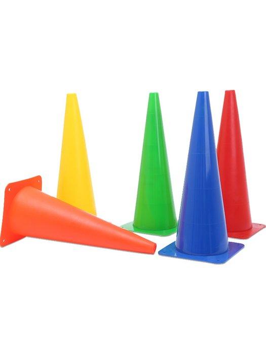 戀物星球 籃球訓練器材錐形標志桶障礙物雪糕筒碟盤兒童跆拳道足球訓練器材