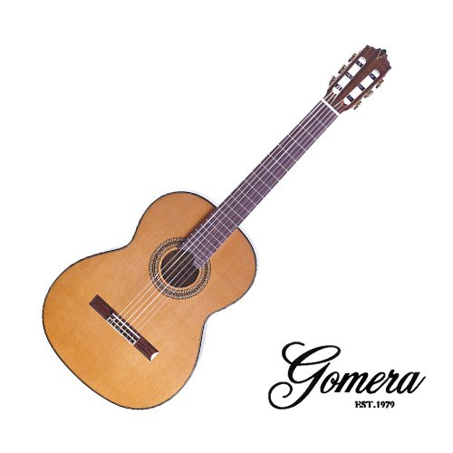 Gomera GC-11C 加拿大紅松全單 39吋 古典吉他 - 【他,在旅行】