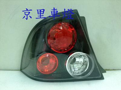 京里車燈專網 FORD TIERRA後燈 XT後燈 RS後燈 LS後尾燈 單邊全紅600元 燈泡更換一顆80