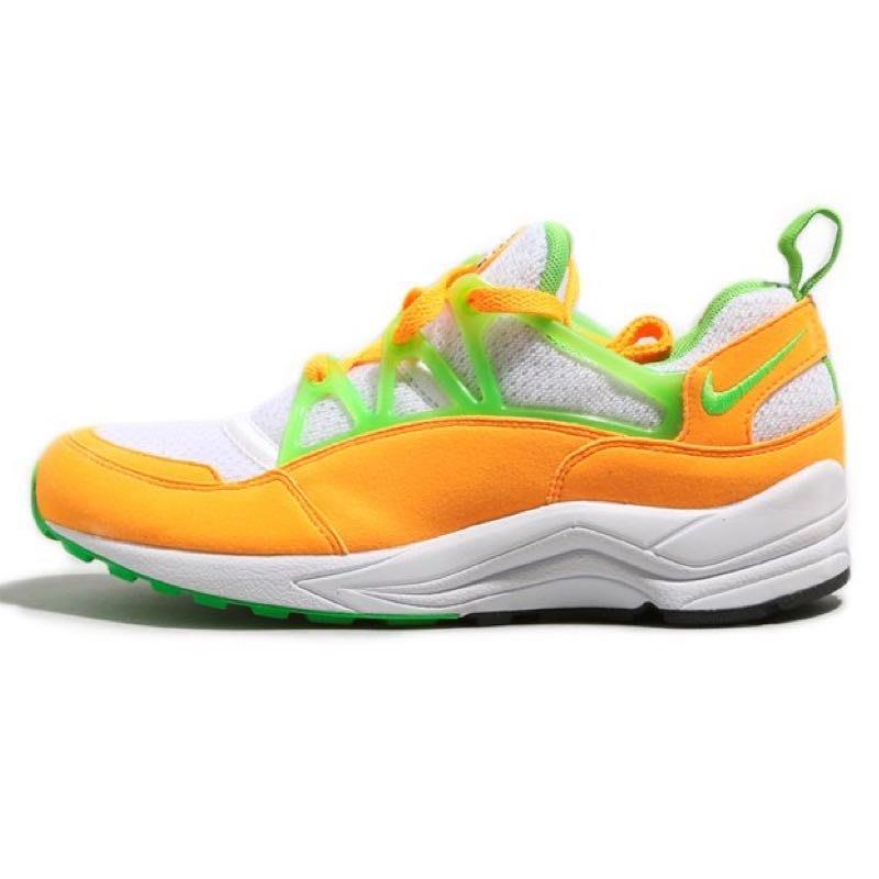 R代購 Nike Air Huarache Light Yellow 螢光黃綠白 芒果檸檬 306127-831 男女