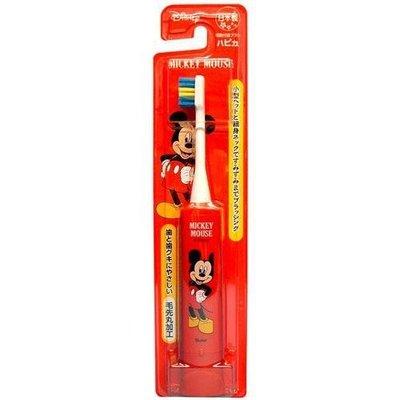 【小糖雜貨舖】日本製 兒童卡通 7000轉 電動牙刷 米奇
