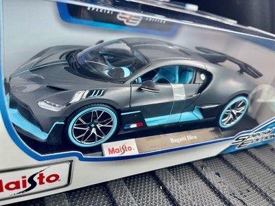 ✶78shop✶ 現貨 1/18 Maisto Bburago Bugatti Divo