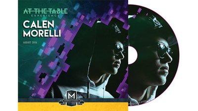 【天天魔法】【MS17】正宗原廠~ Calen Morelli 沿桌魔術現場講座(Table Live Lecture)
