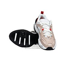 特賣 NIKE M2K TEKNO 奶茶 厚底 增高 休閒 運動  AO3108-205 老爹鞋 【GLORIOUS】