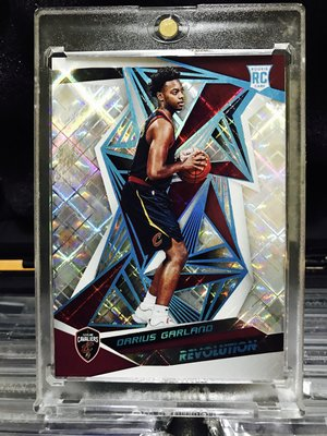 新人卡 2019-20 Revolution Darius Garland Cosmic 17/100