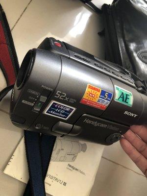 喵 中古 骨董 sony 攝影機 相機 攝錄影機 卡帶 錄影帶