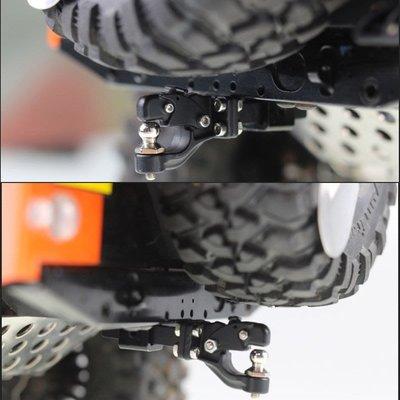高仿真 全金屬 托車鈎 拖車連接組件 拖車勾 攀爬車 攀岩車 SCX10 Traxxas TRX4