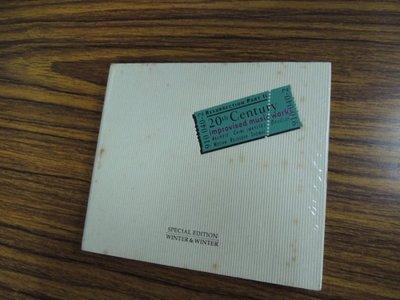 Q9903-早期W&W發燒CD未拆】W&W精選-20世紀-IMPROVISED MUSIC WORKS