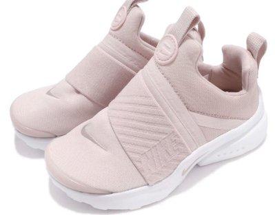 Nike Presto Extreme TD 粉 襪套 童鞋 休閒慢跑鞋 全新 14cm 原價$1800