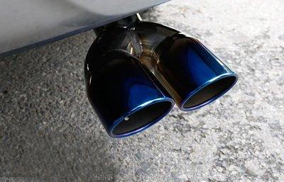 有車以後 三菱 MITSUBISHI 15-19年 OUTLANDER 尾飾管 OUTLANDER 排氣管 雙出款