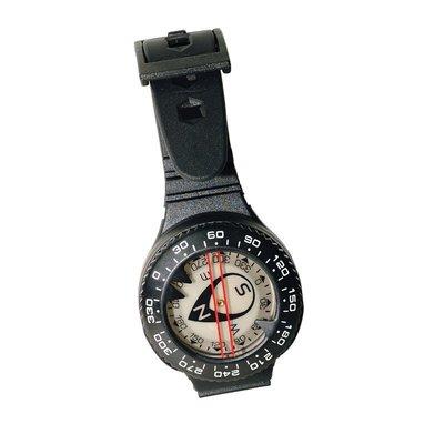 台灣潛水---SAEKODIVE  5570  指北針腕錶