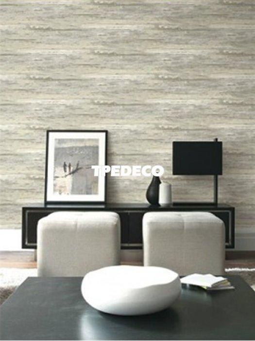 【大台北裝潢】美國Seabrook進口壁紙MC* Cyprus Plank 抽象暈染橫紋(4色)