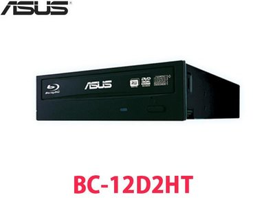 「ㄚ秒市集」ASUS 華碩 BC-12D2HT 內接式 藍光 COMBO機 可讀BD 可燒DVD SATA介面 台中市