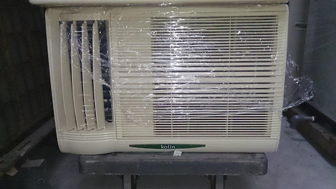 KOLIN歌林窗型冷氣1噸含基本安裝 6000