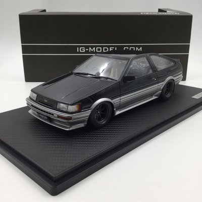 Ignition 1/18 Toyota Corolla Levin AE86  3Door GT  IG0546