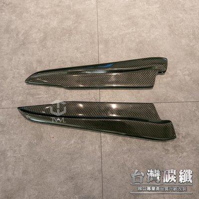 TWL台灣碳纖 全新BMW寶馬 E92 E93 M3樣式 後保桿通用 碳纖 卡夢 後保定風翼