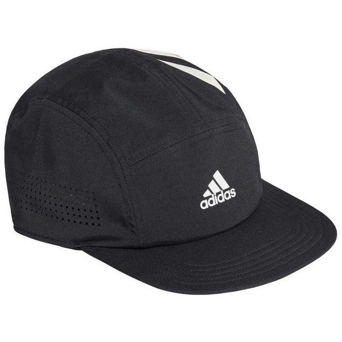 南 2020 8月 adidas Cap Creator 365 FL4467 黑色 透氣 軍帽 可調式 黑色 五分割帽
