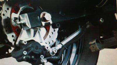 【小港二輪】T2.T3.BREMBO 螃蟹卡鉗+下移座組.後煞車下移組