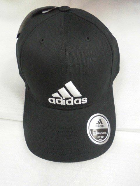 【n0900台灣健立最便宜】2019 ADIDAS 老帽 立體刺繡 Logo可調節扣環 6P  Cap S98151