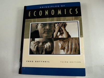 【考試院二手書】《Principles of Economics》│South-Western Pub│Fred M. Gottheil│八成新(22Z21)