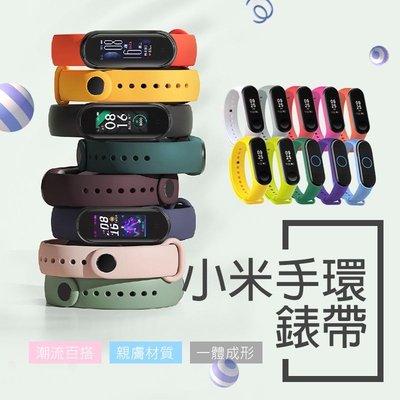 【小米手環錶帶】小米手環單色錶帶 替換...